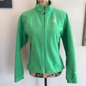 The North Face Green Lightweight Jacket Size Sm